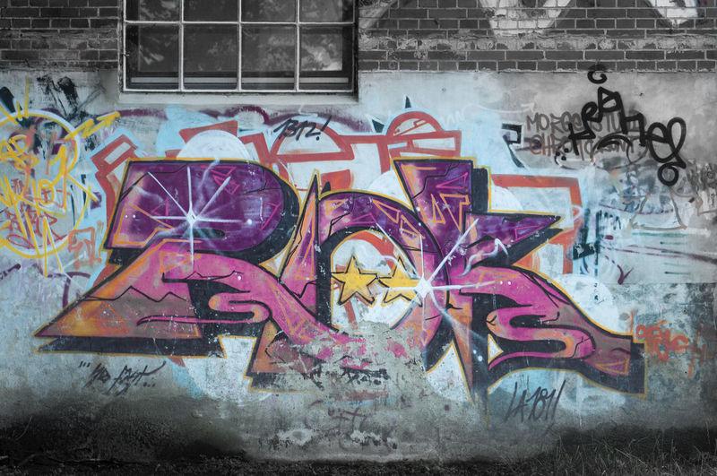 Art Backgrounds Close-up Creativity Day Design Graffiti Juz Multi Colored No People Outdoors