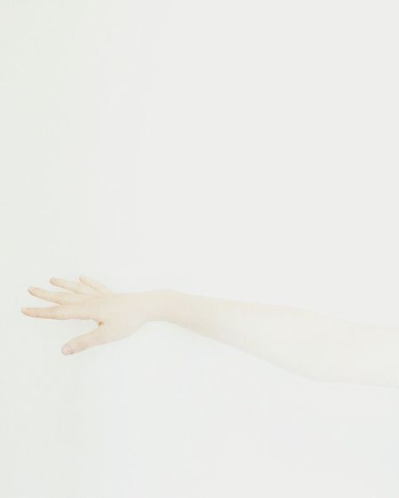 My hand in the fog White Background Human Hand One Person Human Body Part Women Young Women Real People Close-up One Woman Only People Only Women Day Barcelona