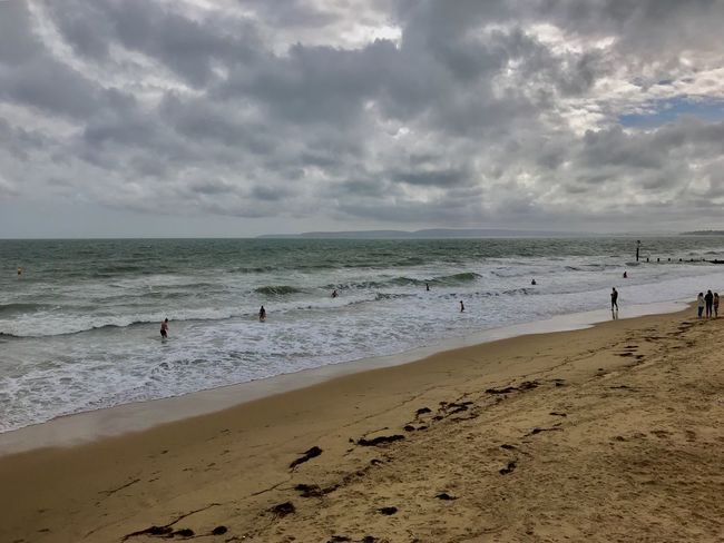 Land Beach Sea Water Cloud - Sky Horizon Horizon Over Water Sand Sky Nature Day Outdoors Beauty In Nature