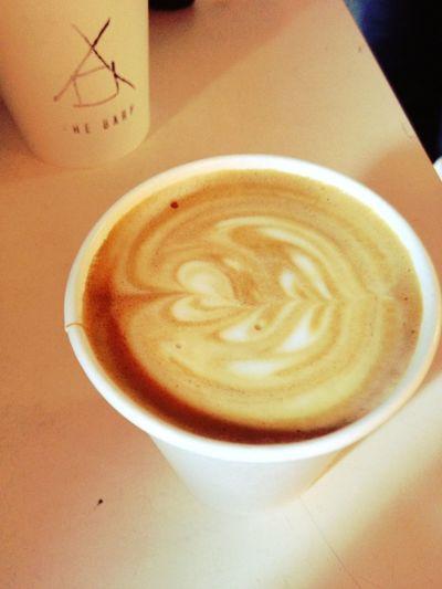 Coffee at The Barn Coffee