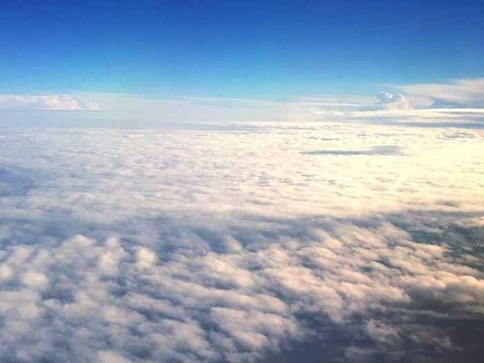 Sky Sky Cloud -