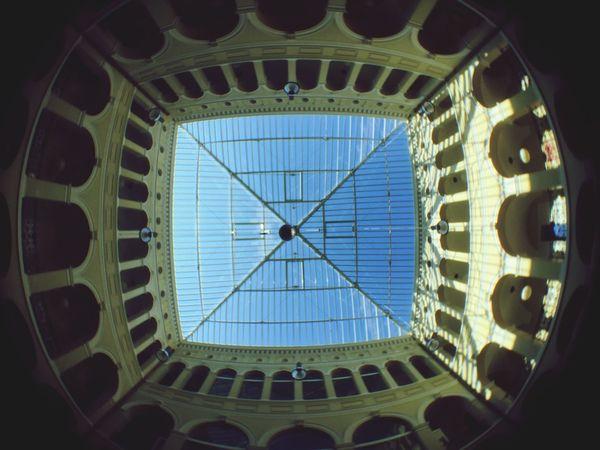 Abendschule Vor Dem Holstentor Italien Neo Renaissance Glasdach