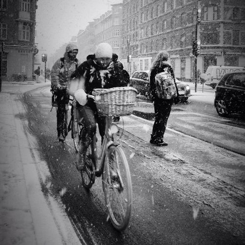 Biking Vikings Impossible Moments Finding The Next Vivian Maier