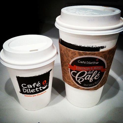 SoyVIP Coffelover @CafeDilettoMex
