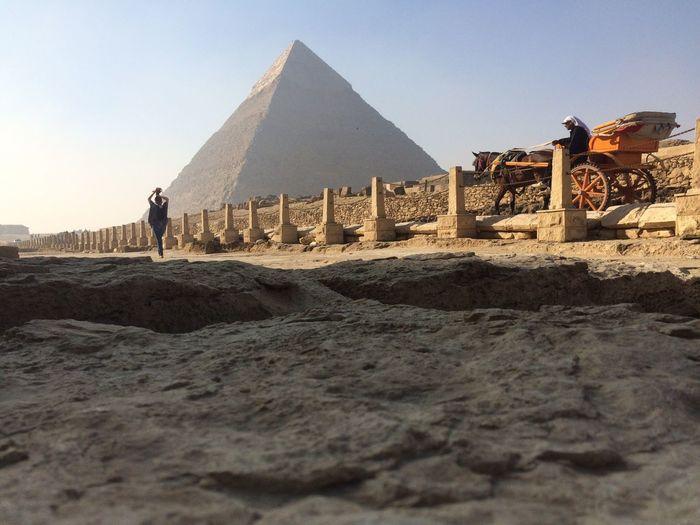 Al pie de la historia Egypt Giza First Eyeem Photo TereChimalPhoto