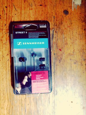 Yes yes yes it's finally here.. After 12days..common snapdeal MyDrugIsMusic 🎧Sennheiser