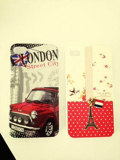 Ella Tan Paris, Yo Tan Londres :3
