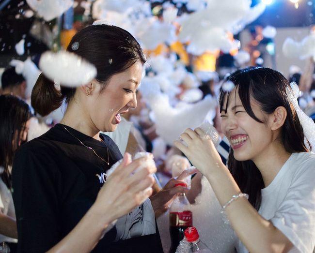 Nikon People Together 35mm Festival Season