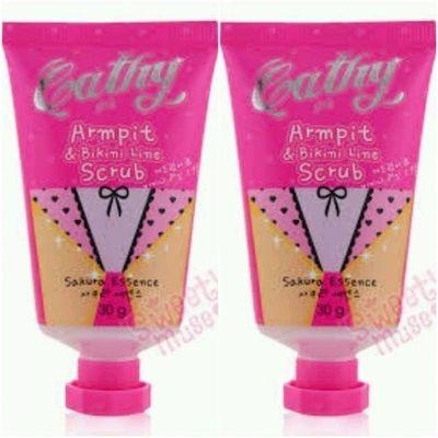 CATHYDOLL ARMPIT & BIKINI LINE SCRUB (30g) Kebaikan : Menyingkir, memutih & membuang sel2 kulit mati serta dapat mencerahkan kembali kulit di bahagian armpit & bikini yg kasar dan gelap. Kini tiada lagi masalah dengan hanya menggunakan Cathy Armpit & Bikini scrub. Cara menggunakannya : 1) Sapu perlahan-lahan scrub di bahagian ampit dan bikini dengan pergerakan membulat. 2) Biarkan seketika dlm 5-10 minit & kemudian boleh dibilas. Boleh di gunakan sekerap mana yang anda suka. Ianya sangat lembut & tak merengsakan kulit dan baunya yg sungguh harum. WA:0137471749 Sayajual Visitmyig Visitig Iklanig cathydoll