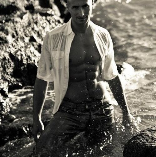 Isam Rosselli Model Beach Model Fitness Model Fitness