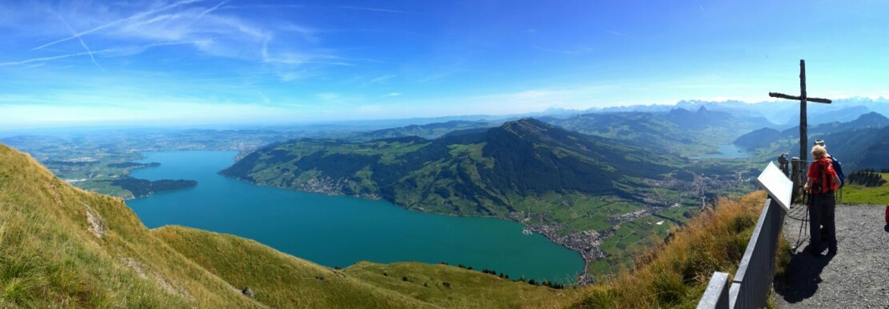 Mt.Rigi, Switzerland. Photography Sky Getting Inspired Traveling Lake View Enjoying Life View An Eye For Travel