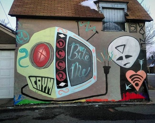 Art Streetart Denverstreetart Graffiti Graffhunter Mural Murals Denvermurals Denvergraffiti