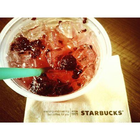 Starbucks Very Berry Hibiscus