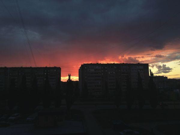 Sky City Evening Ural Astronomy First Eyeem Photo