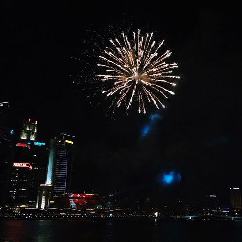 Last round Sg50 Ndp2015 Fireworks Night