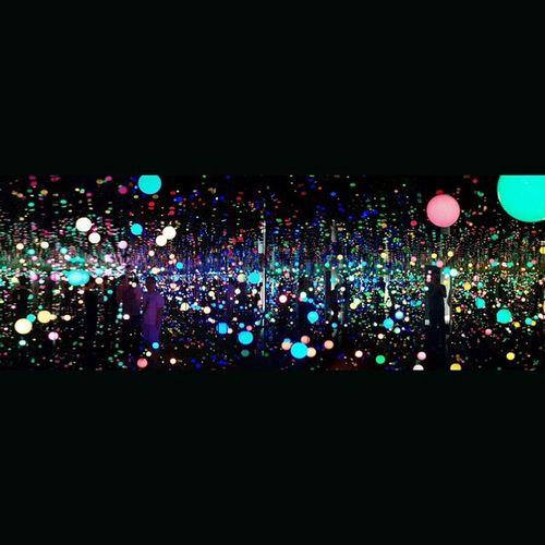 Amazing Spots in Color Westbund Panaroma Nexus5 Shanghai Modernart YayoiKusama Picoftoday 草间弥生 Holidays