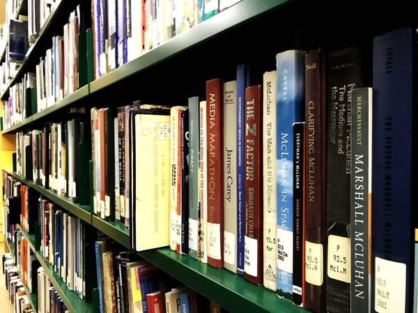 Endless, no boundary learning Book Bookshelf Library Shelf Education Large Group Of Objects In A Row Indoors  Literature Hardcover Book Collection Arrangement Text Stack Data Learning Information Medium No People Bookstore Research