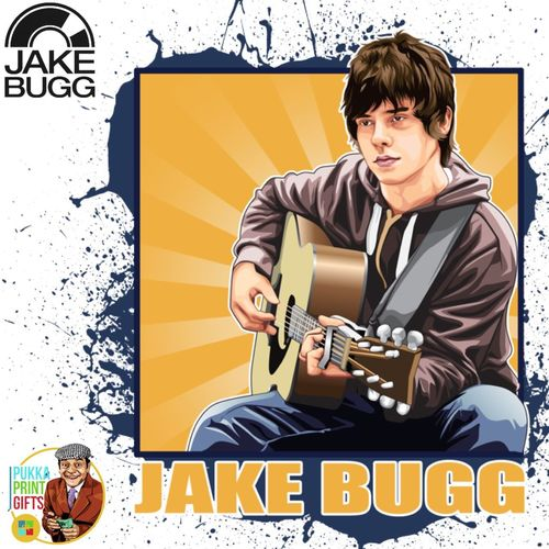 I'm such a massive fan of @jakebugg #JAKEBUGG his music is immense. Here's my art of him .. Jakebugg