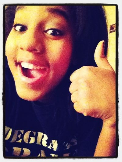 Thumbs up Super Bowl!!