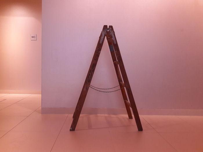 ladder in an