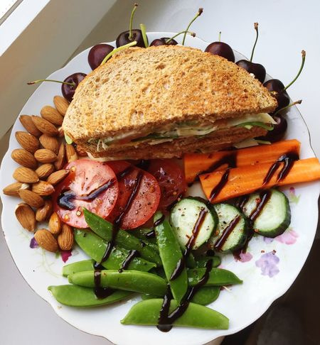 Lunch Toasted Sandwich