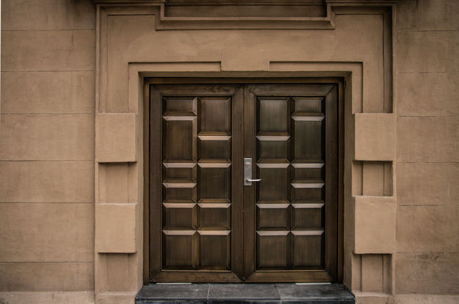 Wooden Door Wood - Material Wooden Wodden Door Architecture Brown Building Building Exterior Built Structure Closed Day Door Entrance No People Outdoors Pattern Privacy Protection Safety Security Texture Window Wood Wood - Material The Traveler - 2018 EyeEm Awards The Architect - 2018 EyeEm Awards