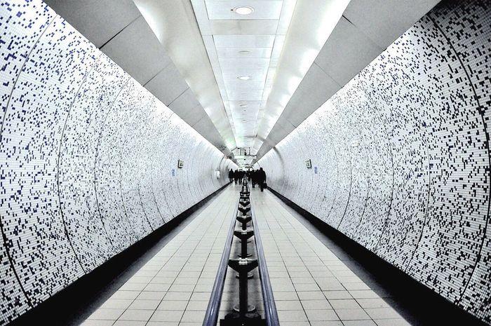 Postcode Postcards London London Underground Tinypeople Transportation EyeEmMarket.