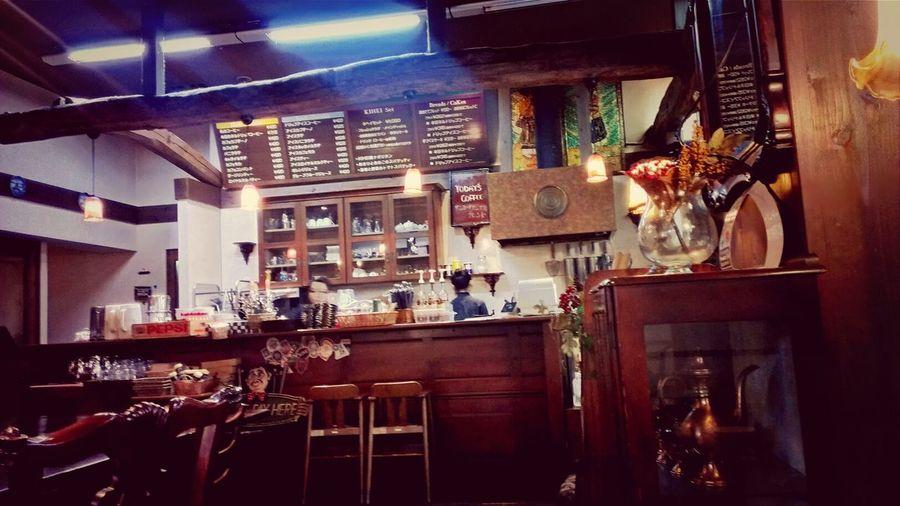 朝ごはんはモーニング Cafe
