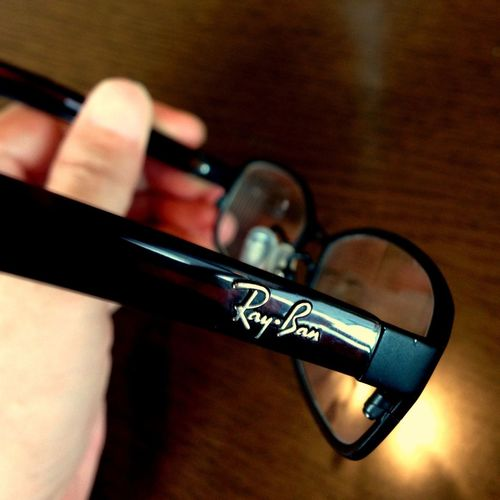 IPhoneography Rayban I Cant Take My Hands Off Of You