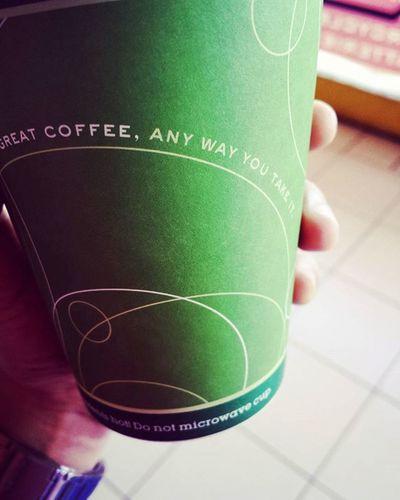 Goodmorning :) 711  Frenchvanilla Parangbrewedcoffee