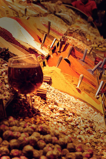 Spice at the grand bazaar Allspice Curcuma Curry Food İstanbul Grandbazaar Istanbul Turkey Istanbul< Spice Travelphotography Turkey