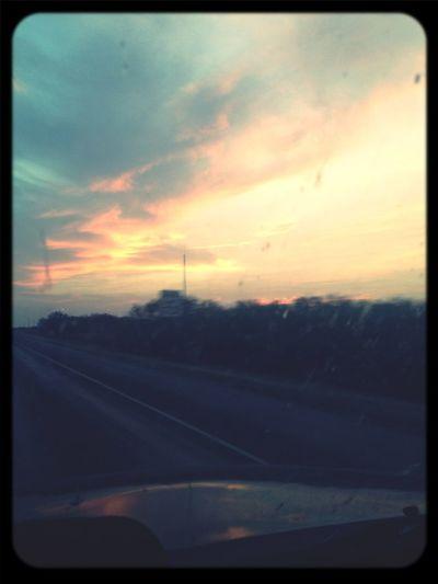 South Texas Sky