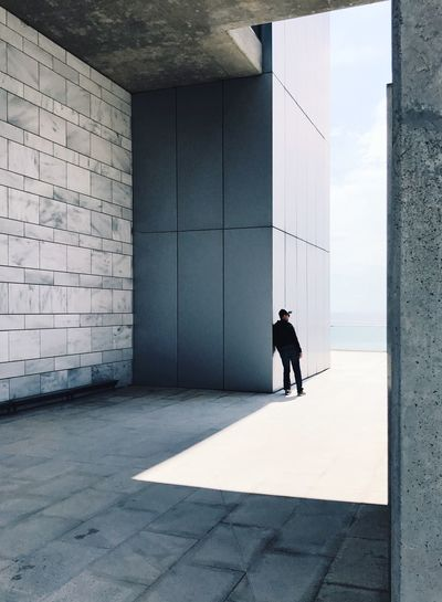 Architecture Built Structure One Person Real People Full Length Walking Day Men Indoors  Lifestyles People Gettyimages Getty+EyeEm Collection Getty X EyeEm Gettyimagesgallery City Building Exterior Architecture One Man Only Minimal Let's Go. Together. EyeEm Selects Breathing Space