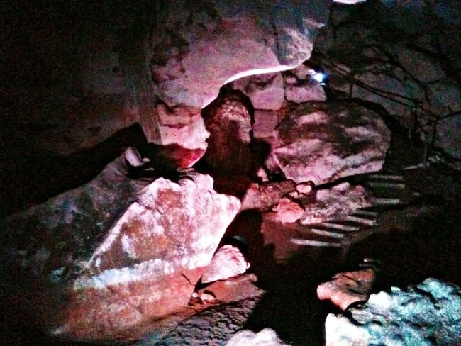Cave Lol-tun Shapes In Nature  Grotto