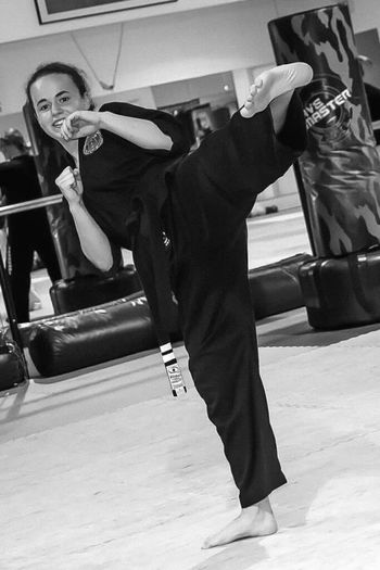 Shades Of Grey Workout Taekwondo Martial Arts Getting In Shape Black Belt