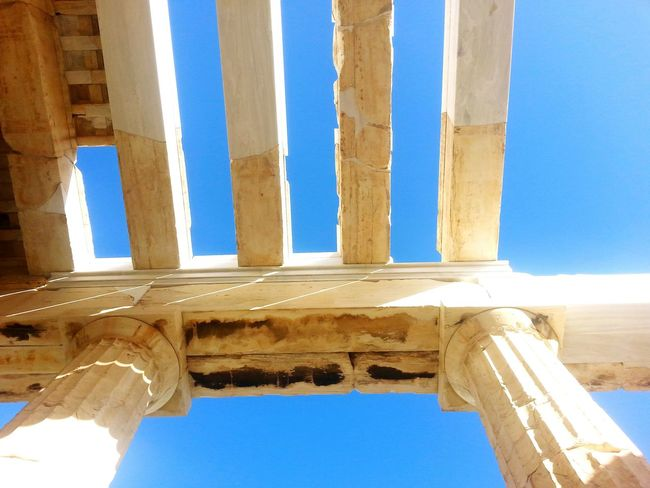Check This Out Taking Photos Athens Hello World Amazing_captures Waw Ruins Ancient Architecture Ancient Greek
