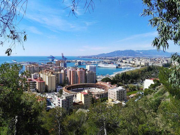 Málaga. Malaga Spain ✈️🇪🇸 Photo Of The Day Huawei Mobilephoto Mobileart Mobilephotography Color Photography Andalucía Beachphotography España🇪🇸 Huaweig8 Mobilegraphy Streetphotography Mobilegrapher Malagacity Blue Wave Muelleuno Fresh On Eyeem