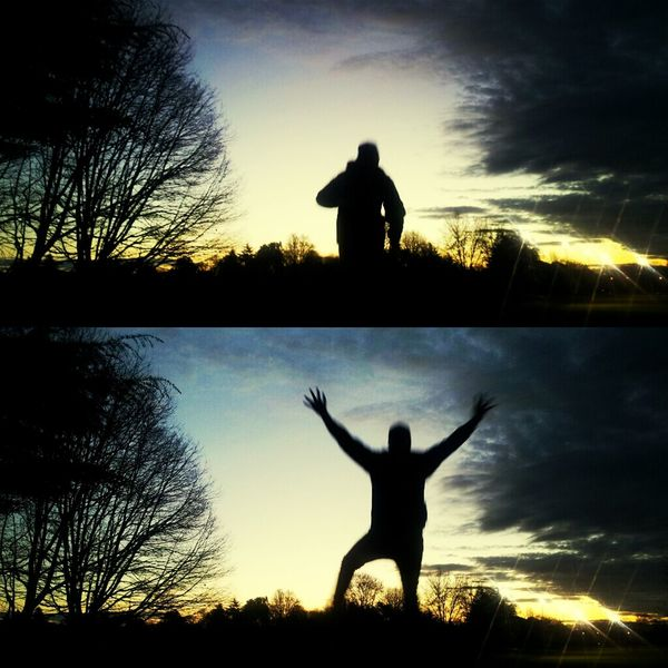 going for the run up !! ^.^ x My Photography Sunset Taking Photos Check This Out