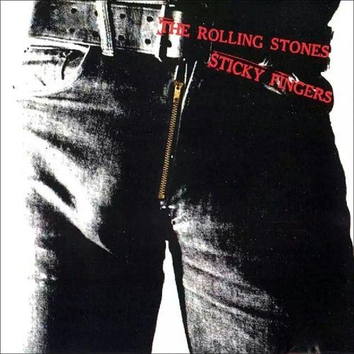 29 March 2014. Sticky. Fmsphotoaday Sticky TheRollingStones Stickyfingers