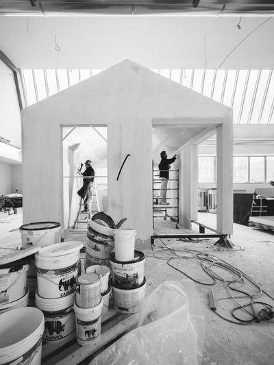 Matrioska [Construction Sight] // Milano Indoors