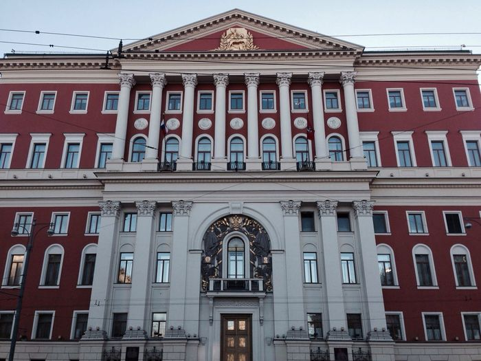 Architecture Moscow