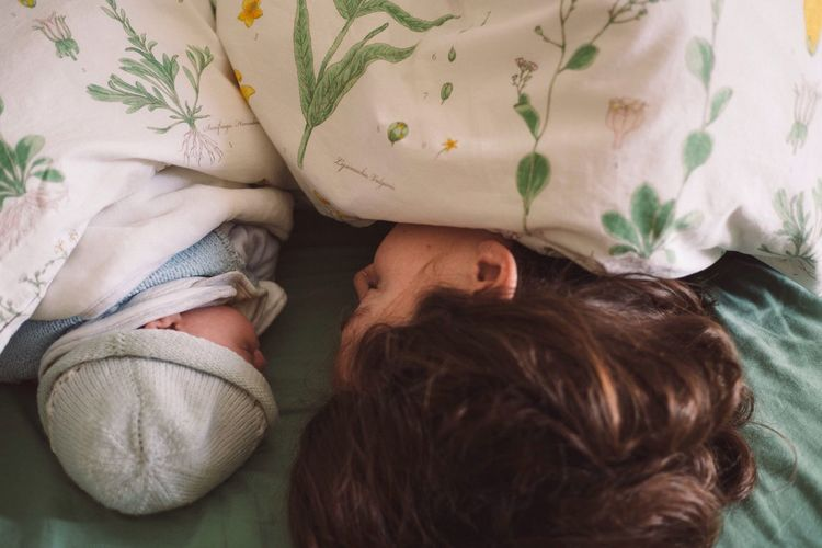 My new Life <3 TheWeekOnEyeEM Motherhood Mother And Son Tenderness