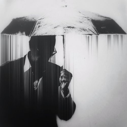 bespoke, yet he said nothing at all but reigned in the rain that no one saw... Blackandwhite Decim8 Strangers In Transit Shootermag