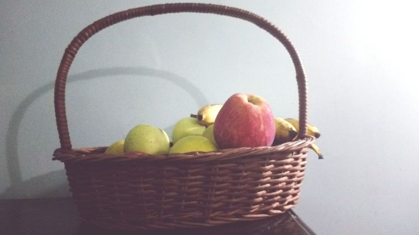 Fruit Healthy Eating Apple - Fruit Orange - Fruit