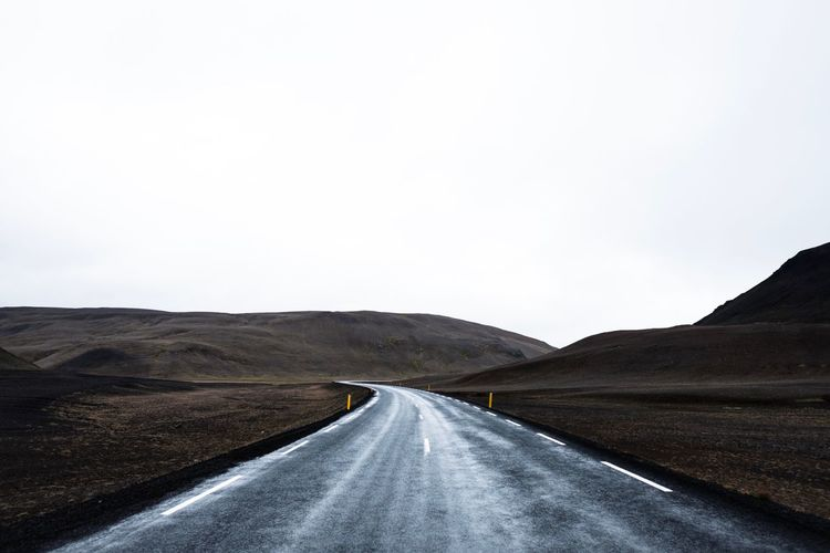 Lunar road