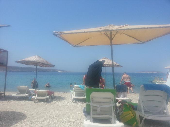 Sea Beach Sun