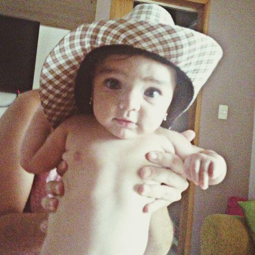 Minha pequena princesa, amor meu...Mariana Carvalho.???