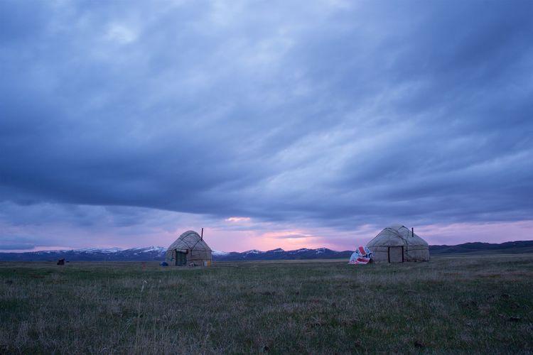 Songkul Yurt