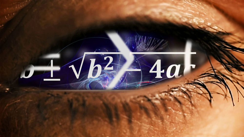 Futuristic Math Research Science Virtual Reality Close-up Cosmic Cyborg Visions Education Equation Equations Eye Eyeball Formula Iris - Eye Knowledge Mathematics Maths People Real People Science Fiction Scientific Technology Theory Vr