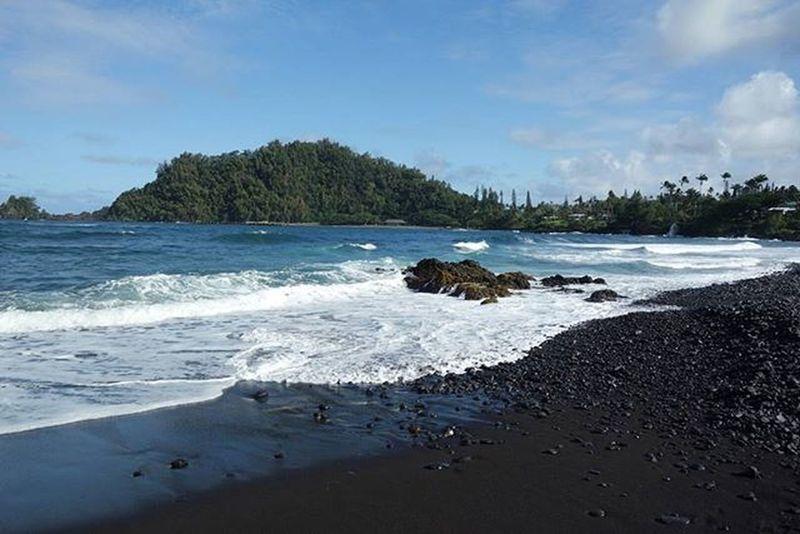Beach at hana